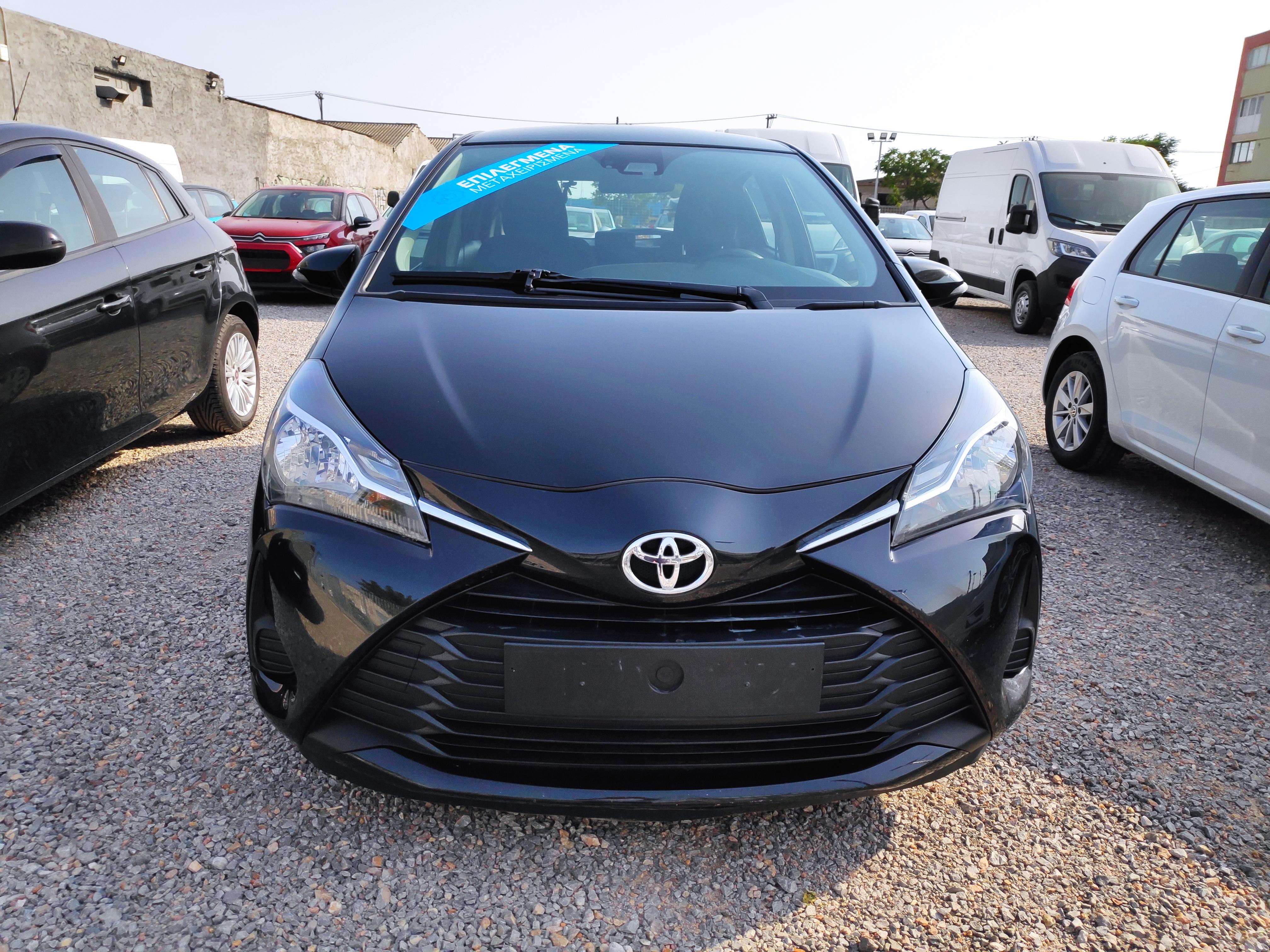 Toyota Yaris DIESEL**ΕΛΛΗΝΙΚΟ**