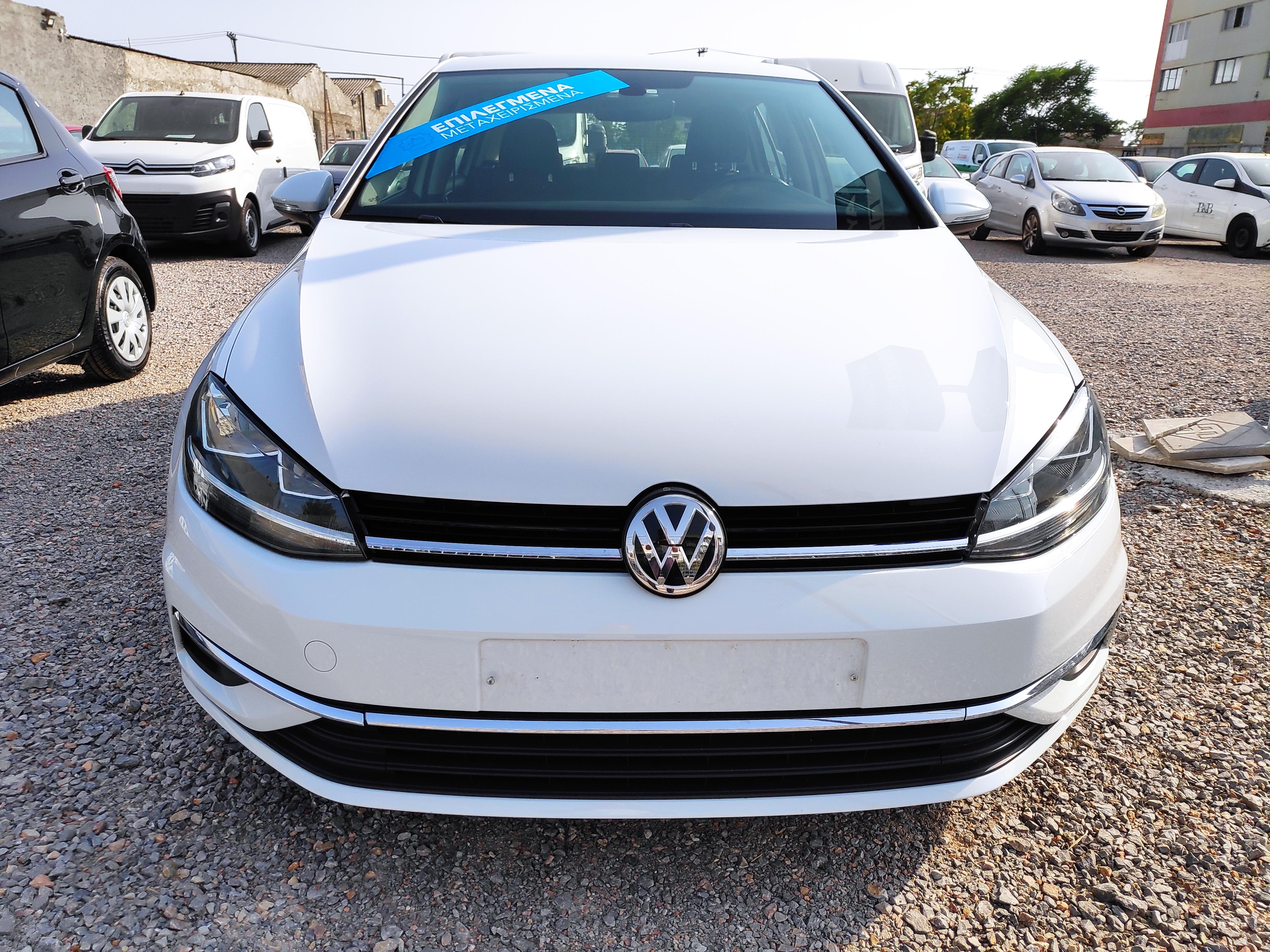 Volkswagen Golf '18 Comfortline DIESEL **ΕΛΛΗΝΙΚΟ**